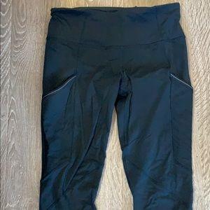 Teal lululemon leggings- barely worn